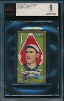 1911 T205 Matty McIntyre Sweet Caporal BVG 6 Not PSA 6 *OBGcards*