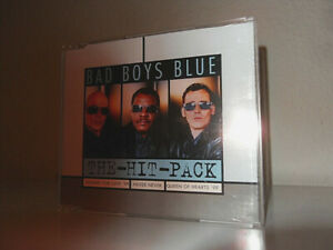 Bad Boys Blue - The Hit Pack (Maxi CD) ARIOLA 1999