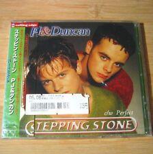 PJ & Duncan - Stepping Stone JAPAN CD 8Trk Sealed Brand New #03-1