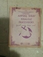 Dr Malachi Z York Ahmad, Jesus' Khalifat (Successor)