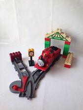LEGO Duplo Eisenbahn Lok - Thomas & Friends - James in Knapford - Set 5552