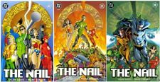 Justice League Of America: The Nail Alan Davis Dc Elseworlds Mini Series (1998)