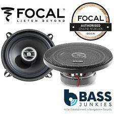 """Focal RCX-130 Auditor 5.25"""" 13cm 130mm 200 Watts 2 Way Coaxial Car Door Speakers"""