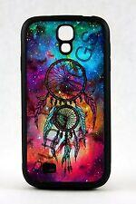 Fox Fur Nebula Galaxy Space Dreamcatcher Case Cover For SAMSUNG GALAXY S4 I9500