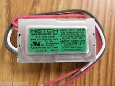 Hatch RS12-15M-LED 120V>11.5V 15WATT MAX FOR 12V LED