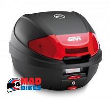 Neue GIVI E300 N2 Motorrad Roller Oberteil Verpackung mit der NEU Druckknopf-