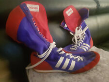 1994 Adidas Box champ speed boxing boots rare retro vintage excellent condition