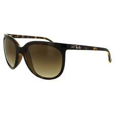 Rayban Sunglasses Cats 1000 4126 Havana Brown Gradient