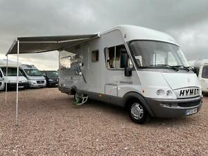 **SOLD** |HYMER STAR-LINE 655 | 2005 55 | 6 BERTH FIXED BED MOTORHOME
