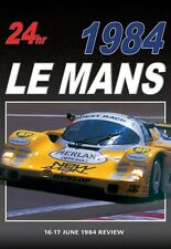 Le Mans 1984 - Review (New DVD) The Worlds greatest 24 Hour Endurance race
