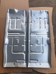 Ford Escort Mk1 & mk2 Half Floor Panels FLOOR Pan 25-16-75-1 & 25-16-75-2
