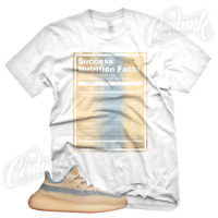 New SUCCESS FACTS Sneaker T Shirt for Yeezy 350 V2 Linen