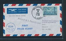 06404) KLM Polar FF Anchorage - Biak 5.11.58, RR!!