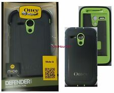 OtterBox Defender Series Case for Motorola Moto G 1st Gen, Key Lime, 77-33965
