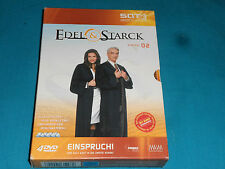 Edel & Starck - Staffel 2 Box-Set ( 2 DVDs)