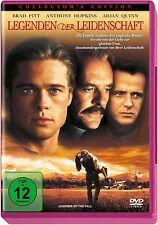 < DVD * LEGENDEN DER LEIDENSCHAFT - Brad Pitt , Anthony Hopkins # NEU OVP