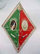 SALTO TRIESTE sigarette cartine cigarettes vecchio cartoncino pubblicitario