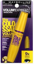Maybelline The Colossal Volum' Express Mascara, Classic Black [231], 1 ea (2pk)