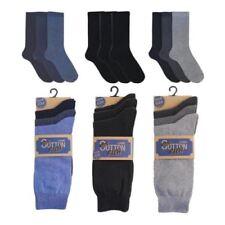 Calcetines de hombre azul sin marca color principal azul