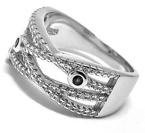 .925 Sterling Silver 0.06ct Sapphire, Diamonique Diamond Bridal Engagement Ring