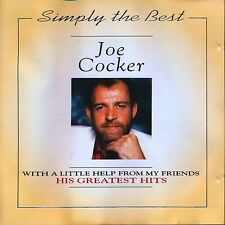 Joe Cocker - With A Little Help From My Friends - His Greatest Hit CD #G1938838