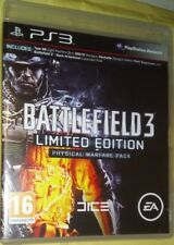 PlayStation 3 Battlefield 3 - Limited Edition (PS3), VGC ,FAST DISPATCH