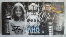 DR/DOCTOR WHO  - THE EVIL OF THE DALEKS - AUTOGRAPHED COMMERATIVE STAMP COVER