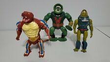 Vintage He-Man MOTU Leech rattler