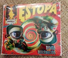 ESTOPA RUMBA A LO DESCONOCIDO CD  NUEVO A ESTRENAR CON PRECINTO