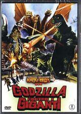 GODZILLA CONTRO I GIGANTI (1972 di Jun Fukuda) DVD NUOVO