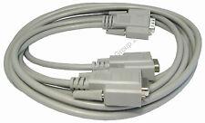 SVGA VGA Splitter Lead Wire Monitor Duplicator with 1.8m cable Y-Splitter 15 Pin