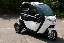 "Elektro-Auto ""E-LORD"" E-Leichtkraftfahrzeug Scooter Kabinenroller 45 km/h...NEU"