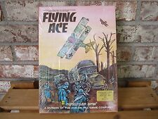 Avalon Hill Flying Ace Atari 400 800 Cassette Tape Microcomputer Games Sealed