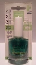 Vernis à Ongles Express Manucure Forti Fluor Ongles Mous Gemey Maybelline