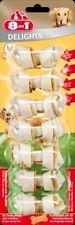 8in1 Delicias XS 7 Pzs. Hueso para roer con Carne de pollo el