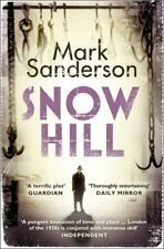 Snow Hill,Mark Sanderson- 9780007296804