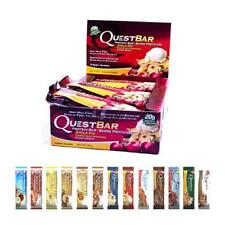 40,65€/kg Quest Nutrition QUEST BAR Protein Riegel (12 x 60g TESTBOX)