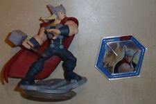 1 x Disney Infinity SERIES 2.0 figure MARVEL AVENGERS THOR + DISC Wii xbox ps3