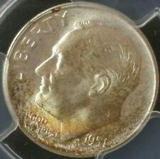 1951 S 10c Roosevelt Silver Dime PCGS MS67