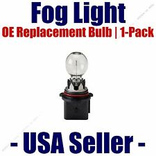 Fog Light Bulb 1pk OE Replacement Fits - Listed Toyota Vehicles - PSX26W