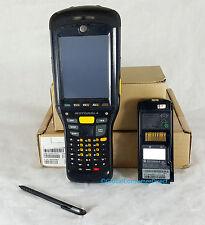 MOTOROLA Zebra MC9000-K MC9596-KDAEAC00100 Barcode Scanner HSDPA GPS GSM WM6.5