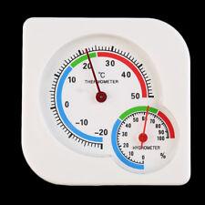 Indoor/Outdoor Digital LCD Thermometer Hygrometer Meter Temperature Humidity EN