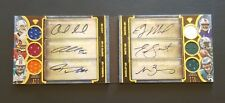 2013 Topps Triple Threads Auto Booklet #1/9Andrew Luck, E. Manuel, RG3, G smith