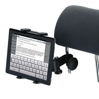 Universal Car Back Seat Headrest Mount Holder Stand For iPad 2 3 4 Mini Tablet**