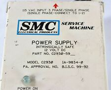 New C2930-59 SMC  Electric Products Power Supply