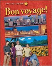 Glencoe French: Bon Voyage! by McGraw-Hill Education Staff (2005, Hardcover,...