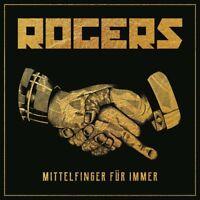 Rogers - Mittelfinger Für Immer CD NEU OVP