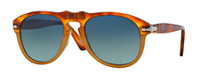 SUNGLASSES OCCHIALI DA SOLE PERSOL 649 1025/S3 52-20 Small POLARIZED