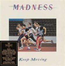 Madness - Keep Moving 2010 UK Reissue CD Digipak Enhanced Salvo – Salvomdcd11