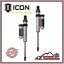 "ICON 2.5 Series PBR Front Shocks 7"" Lift For 05-20 Ford F250 F350 Super Duty 4WD"